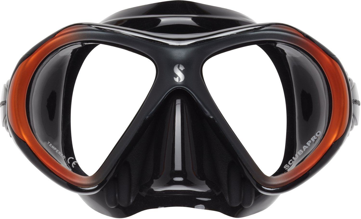 ScubaPro Spectra Mini Masks / Black / Bronze