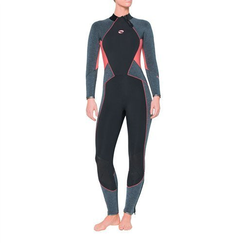 Bare 3mm Evoke Wetsuit / Coral / 2