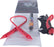 XIT 404 Aqua Pencil Komodo Kit Slate Accessory / Red / Black