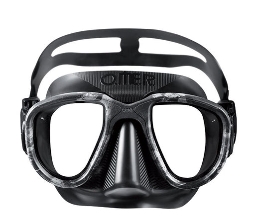 Omer Alien Black Moon Mask / Black Moon