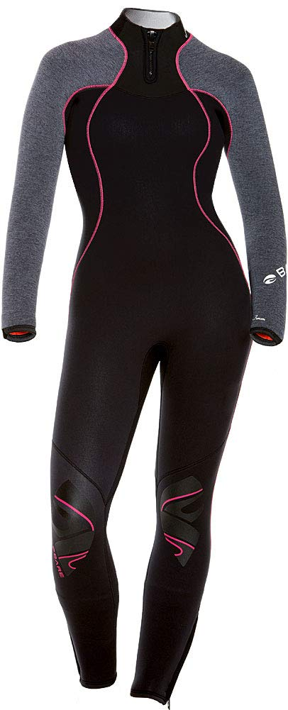 Bare 3/2 NIXIE ULTRA FULL Wetsuit / Heather / Grey / 14