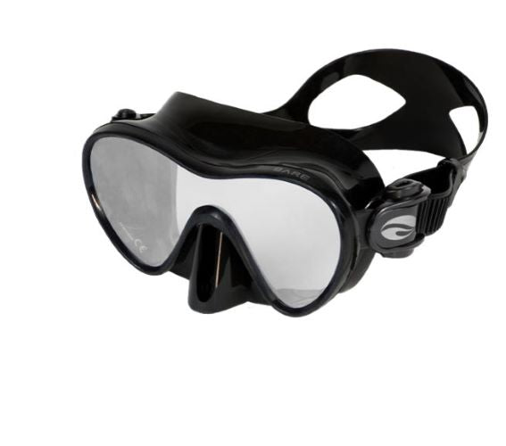 Bare Sport Frameless Mask / Black
