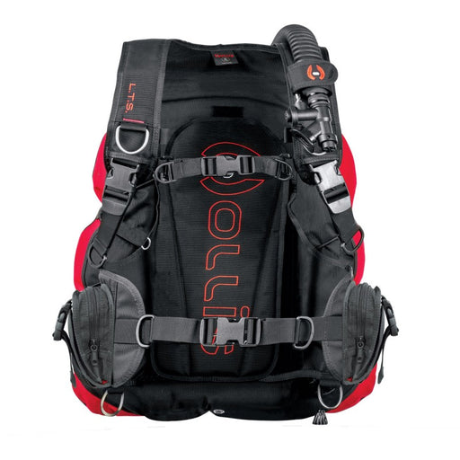 Hollis L.T.S. BCD / Red / Black / M