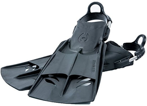 Hollis F-2  Fins / Black / R