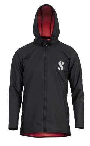Scubapro Crew Jacket Shirt Men / Black / Black / XL