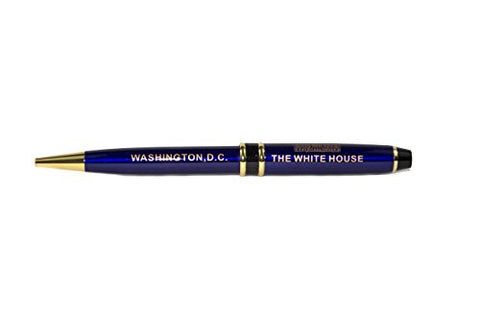 Royal Blue - The White House Individual Pen