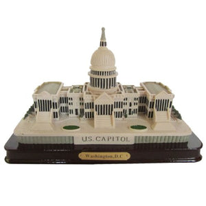 US Capitol Desk Statue