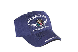 Air Force One Baseball Cap in Navy Blue