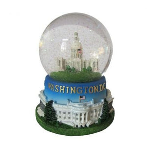 US Capitol Musical Snow Globe