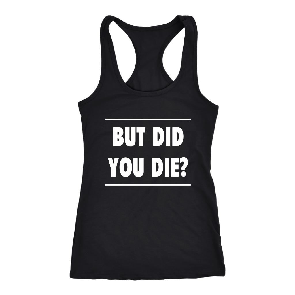 191a037cb2601 But did you die  ...Tank - Deals Club Store