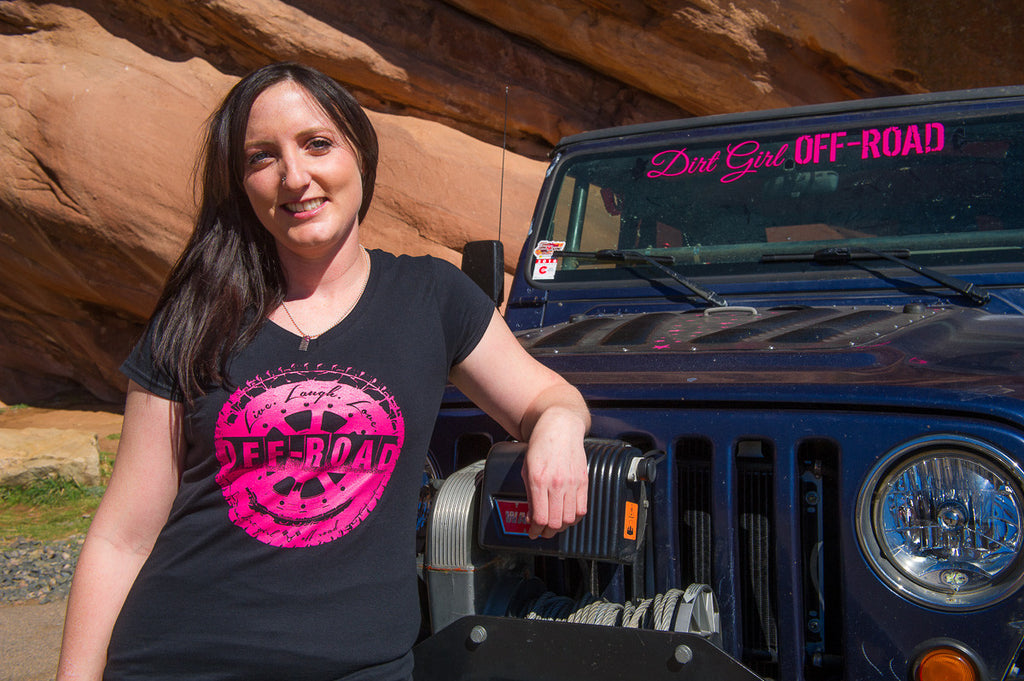 The New Dirt Girl Off-Road