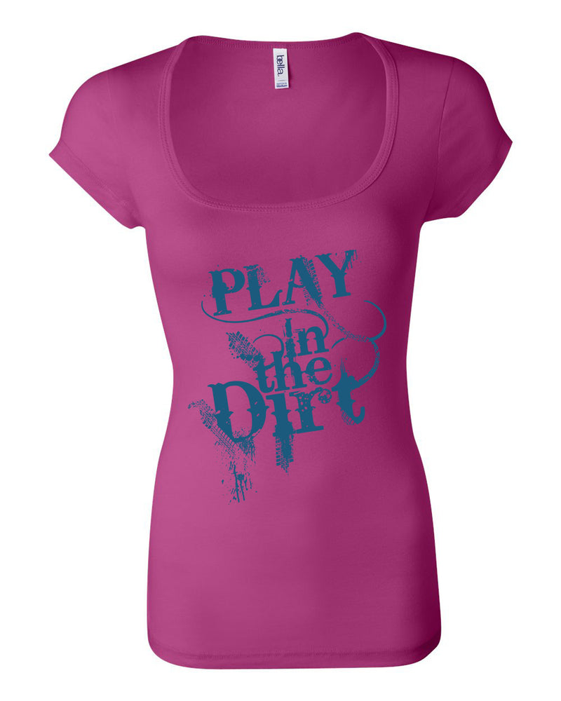 Play in the Dirt Tee