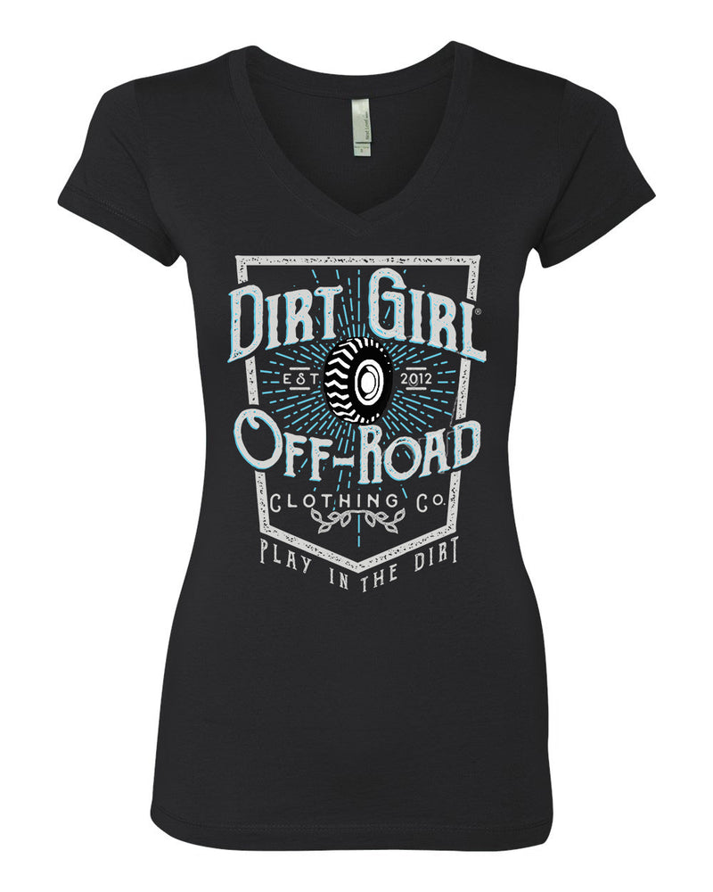 Vintage Dirt Girl T-Shirt
