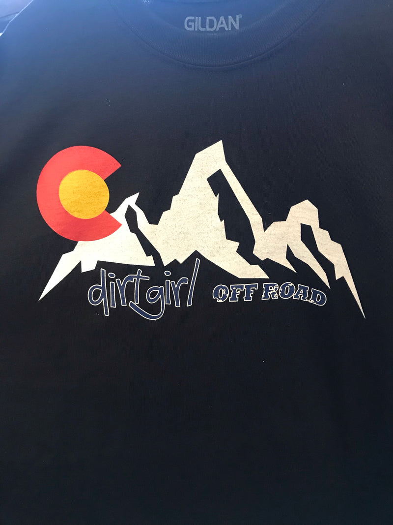 Colorado Edition Black - Unisex Tee