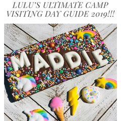 LULU'S ULTIMATE CAMP VISITING DAY GUIDE 2019!!!