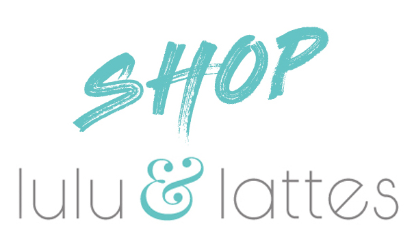 Lulu and Lattes logo