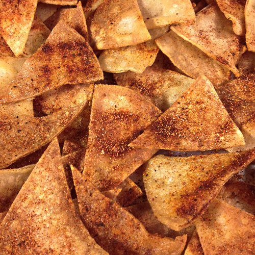 Deliciously Healthy Tortilla Chips