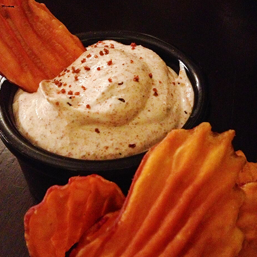 Easy Spiced Dip!