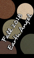 Earth Tones with Golden Olive are Falls Eye Shadow trends