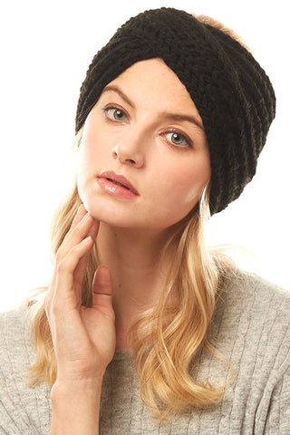Knit Headwrap