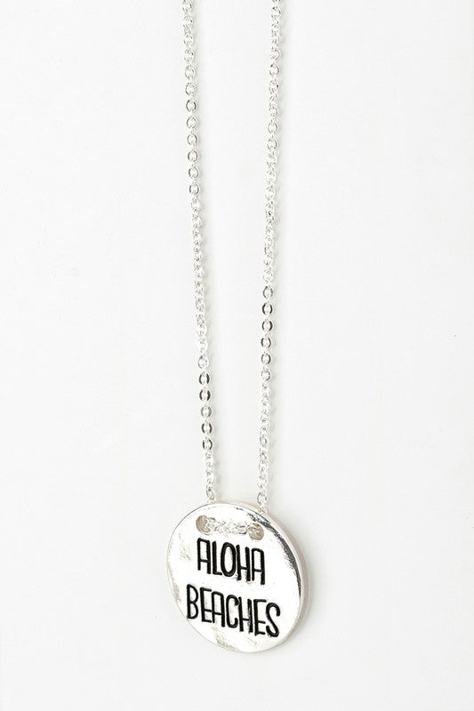 Aloha Beaches Necklace
