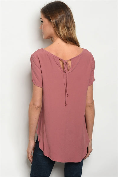 Tie Back Top