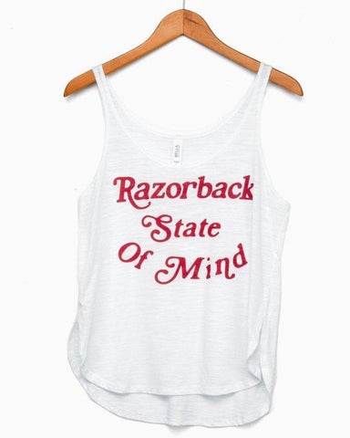 Razorback State of Mind Tank