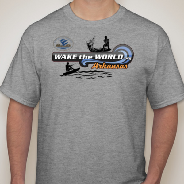 Wake the World Arkansas Tee