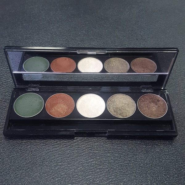 Earth Angel 5 Well Eye Shadow Palette