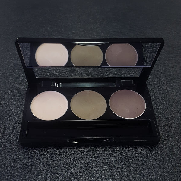 Earth Angel Matte 3 Eye Shadow Palette