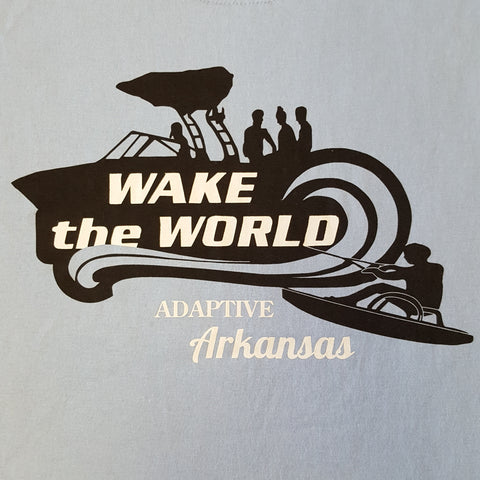 Adaptive WTW Arkansas Tee - Size Large left!