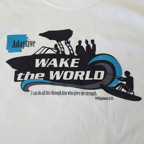 Adaptive WTW Arkansas T Shirt