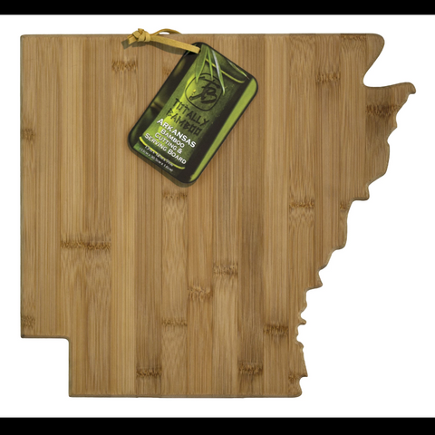 Arkansas Bamboo Cutting Board