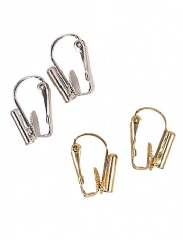 Clip Earring Converters