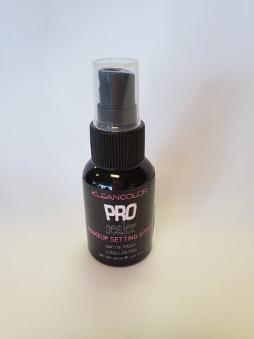 Pro Sealer Matte Setting Spray