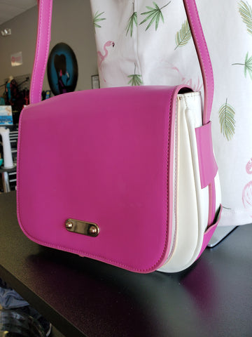 Flap Medium Crossbody Bag