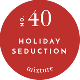 Holiday Seduction - Silver Votive