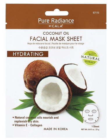 Sheet Mask - Coconut