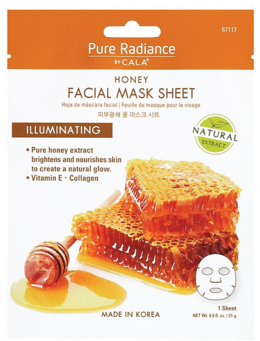 Sheet Mask - Honey