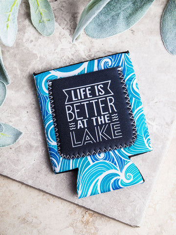 Better at the Lake Coozie