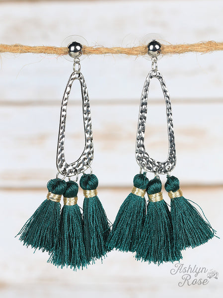 Captivating Tassel Earrings