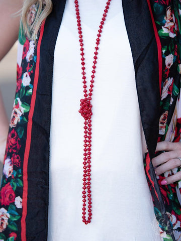 Essential Bead Necklace