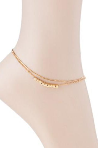 Double Anklets