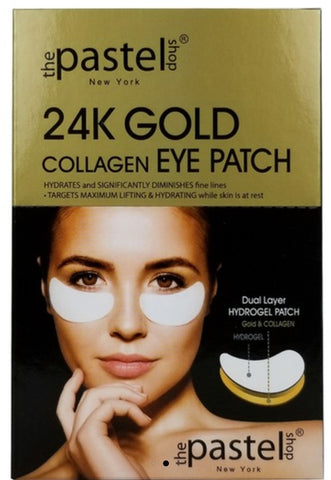 24K Gold Collagen Eye Patch