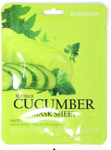 Sheet Mask - Cucumber Extract