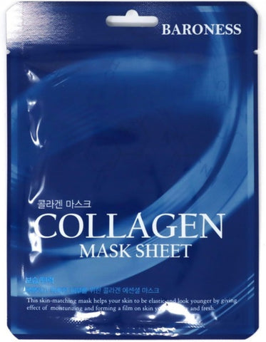 Sheet Mask - Collagen Extract