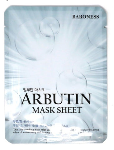 Sheet Mask - Arbutin
