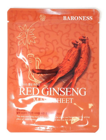 Sheet Mask - Red Ginseng
