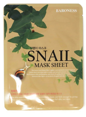 Sheet Mask - Snail Extract