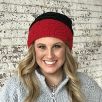 CC Beanie with Sherpa Trim - Last Call